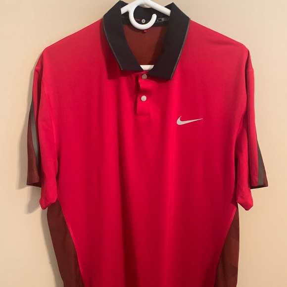 nike Other - Nike Tiger Woods Golf Shirt